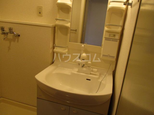 メゾン・ド・アリエ 1003号室の洗面所