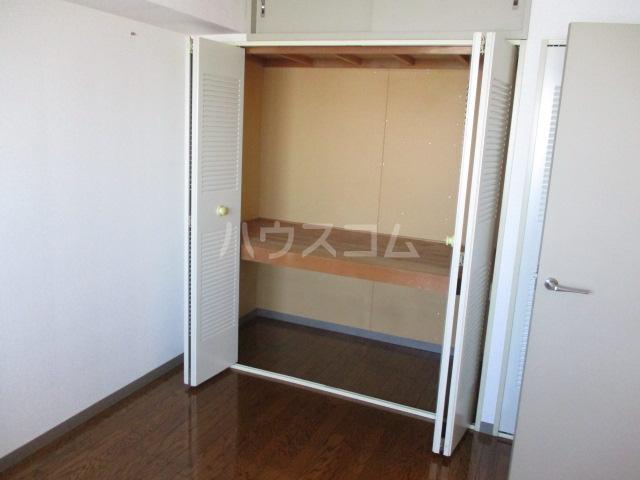 メゾン・ド・アリエ 1003号室の収納