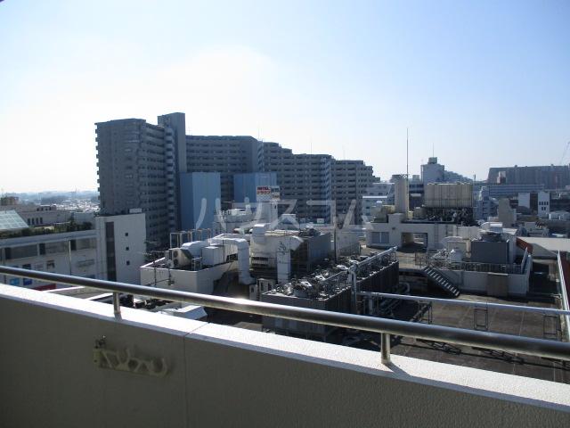 メゾン・ド・アリエ 1003号室の景色