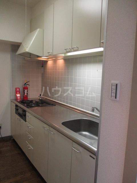 メゾン・ド・アリエ 1003号室のキッチン