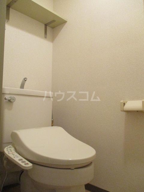 メゾン・ド・アリエ 1003号室のトイレ