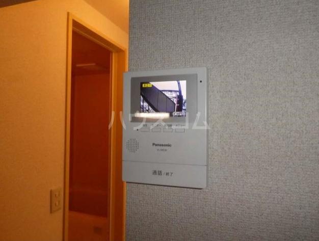 グランメールA棟 101号室のセキュリティ