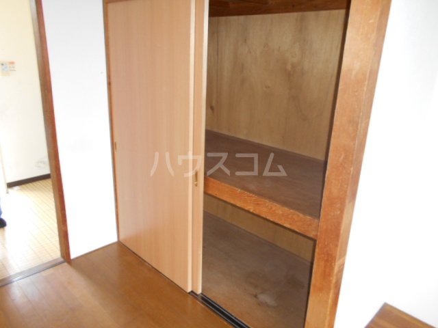ハイツみずほ 202号室の収納