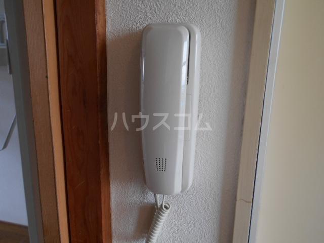 ハイツみずほ 202号室のセキュリティ