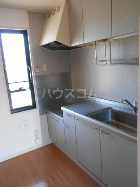 パルA  202号室のキッチン