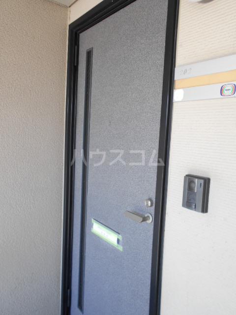 パルA  202号室の玄関