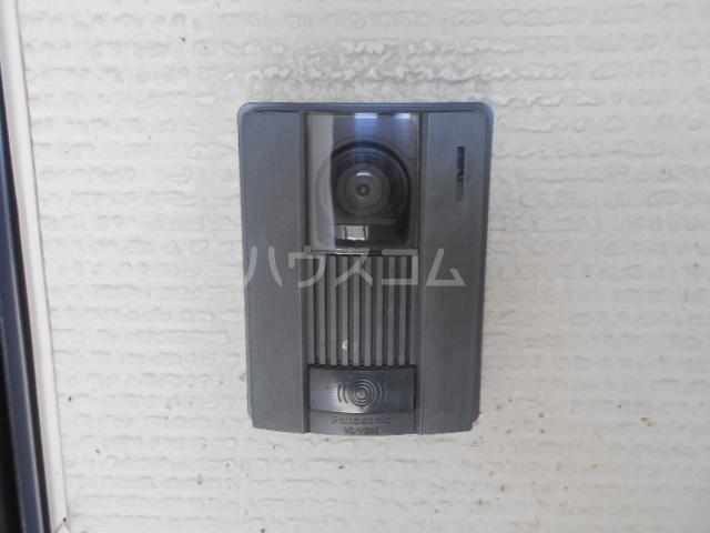 パルA  202号室のセキュリティ