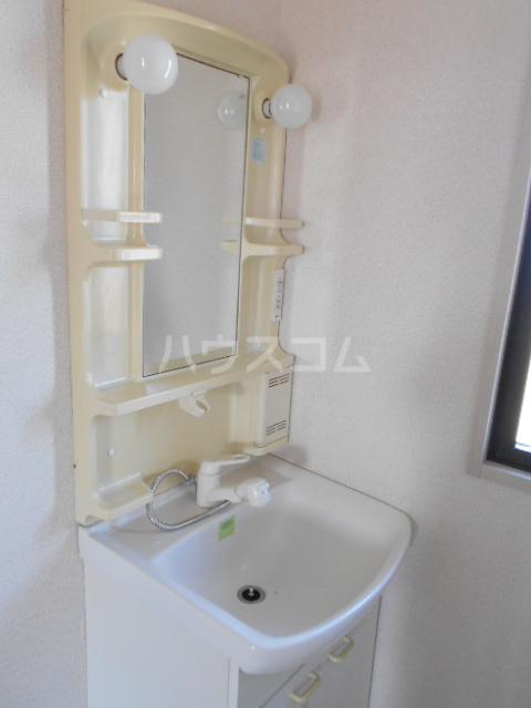 パルA  202号室の洗面所