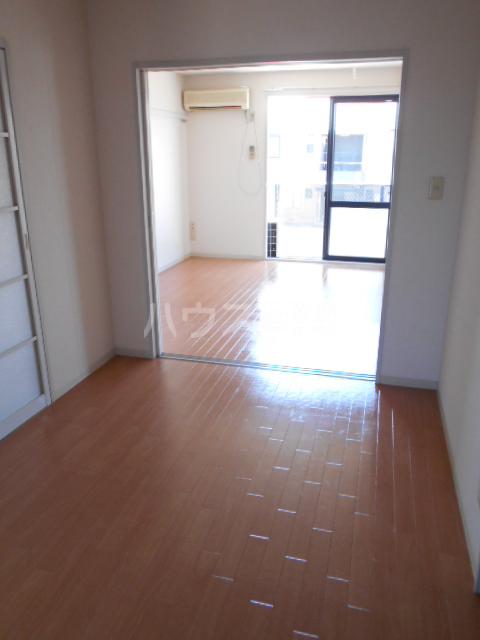 パルA  202号室の居室