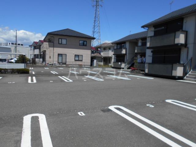 パルA  202号室の駐車場