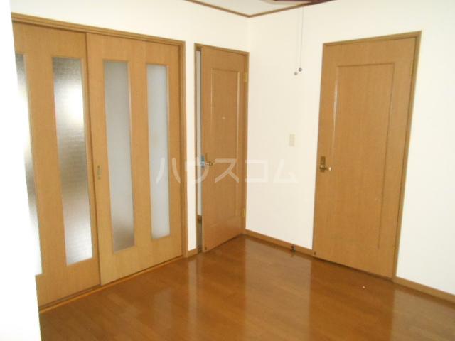 エール1 203号室の居室