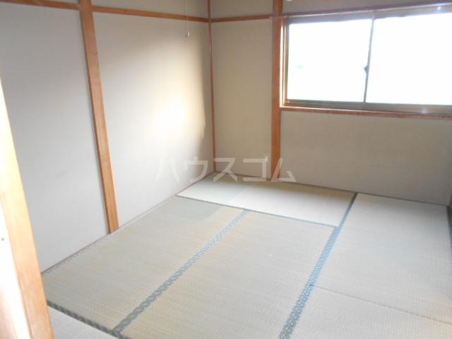 下城ハイツD 203号室の居室