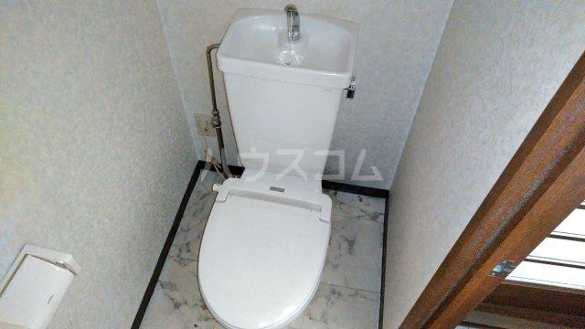 ライブパレス花水木 302号室のトイレ