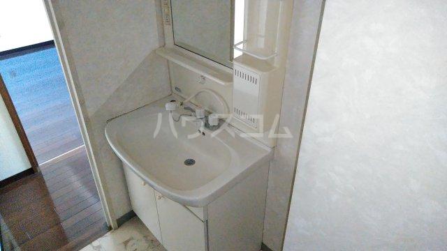 ライブパレス花水木 302号室の洗面所