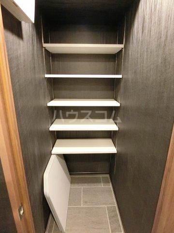 MJR赤坂タワー 708号室の洗面所