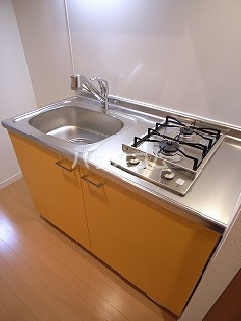 サヴォイ博多ブールバール 705号室のキッチン