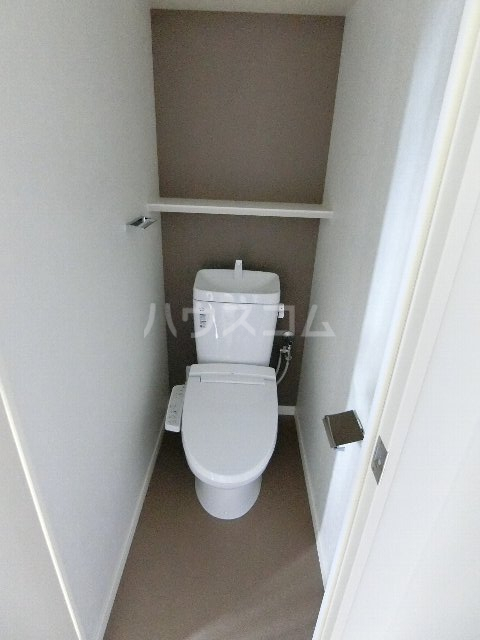 エンクレスト空港通り 901号室のトイレ