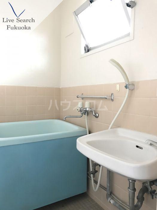 城西ビル 502号室の風呂