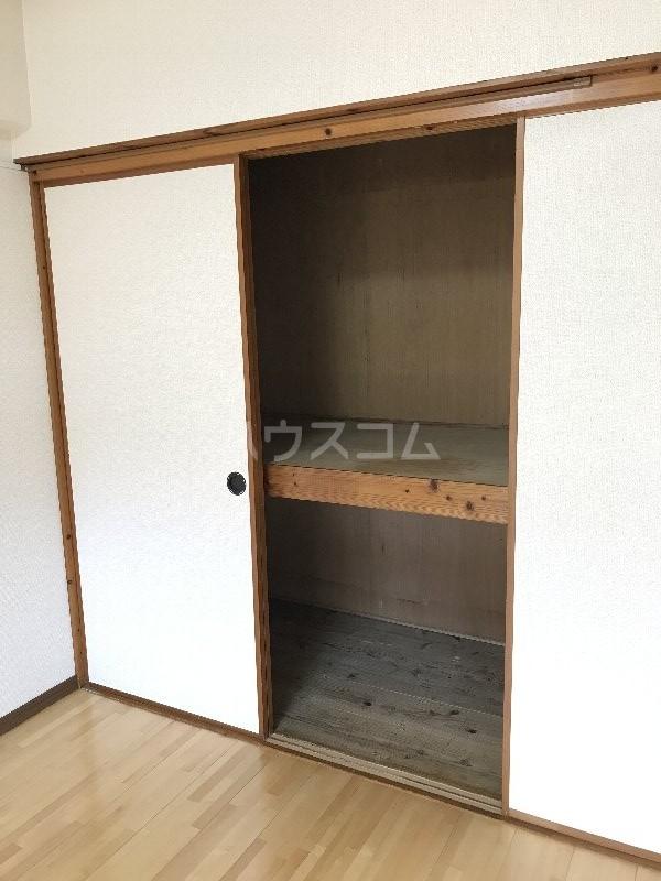 寿荘 101号室の収納