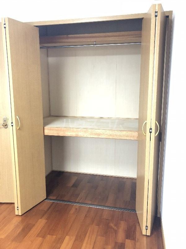 シャングリラ風 207号室の収納