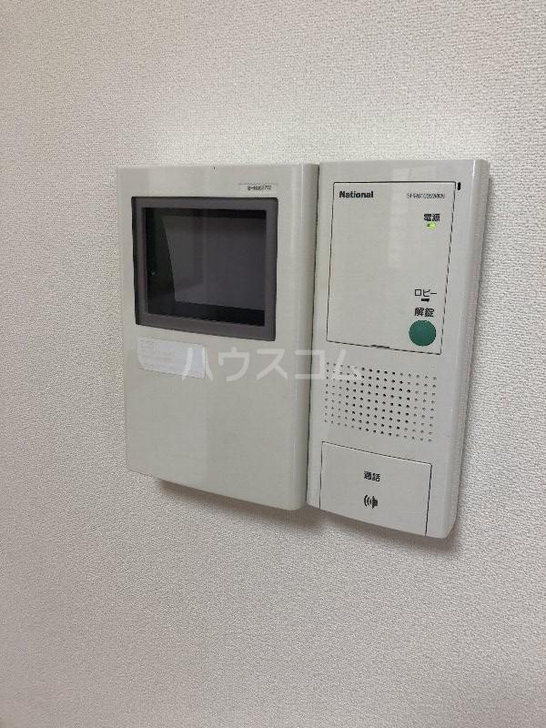 シャングリラ風 207号室のセキュリティ