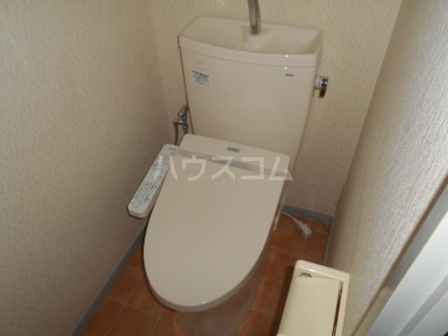 ルミネ伊藤 302号室のトイレ