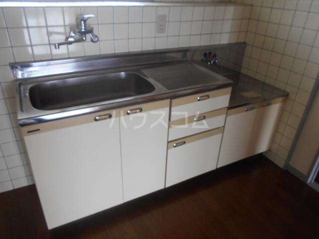 ルミネ伊藤 302号室のキッチン