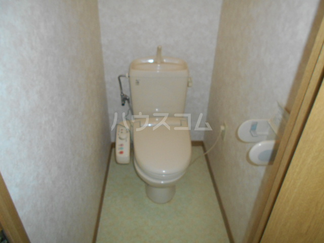 レジデンス恵 301号室のトイレ