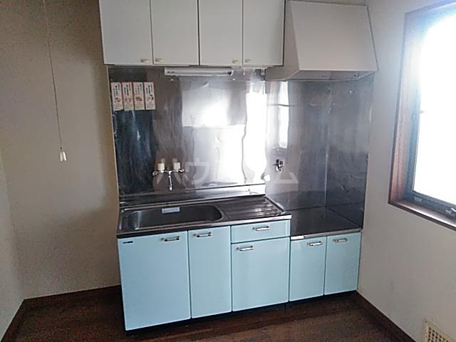 サクラハイツ 103号室のキッチン