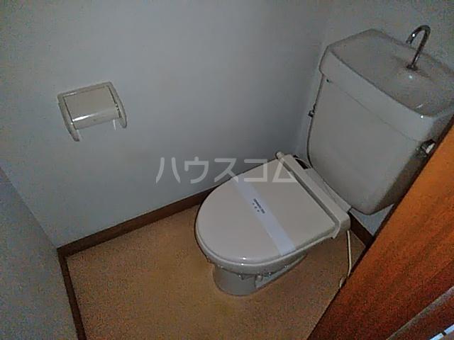 サクラハイツ 103号室のトイレ