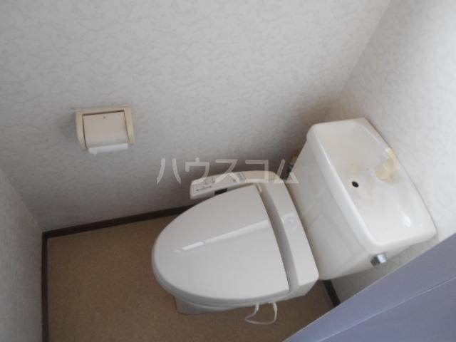 木村ハイツA 202号室のトイレ
