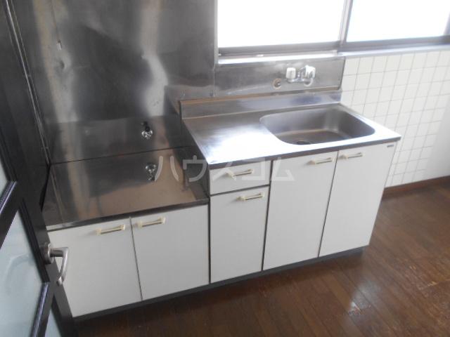 木村ハイツA 202号室のキッチン