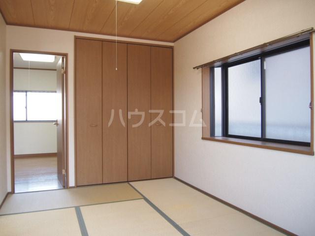 リバーサイド・コート 102号室の居室