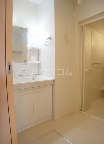 パインヴィラ 102号室の洗面所