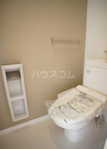 パインヴィラ 102号室のトイレ