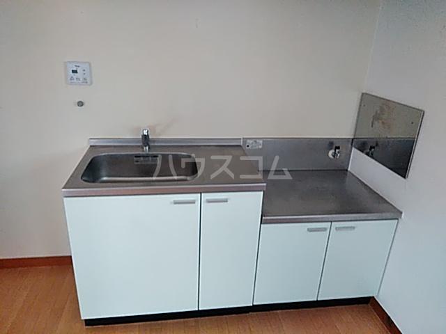津久井ミネルバ館 201号室のキッチン