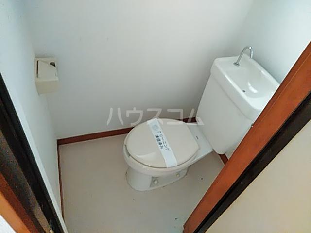 津久井ミネルバ館 201号室のトイレ