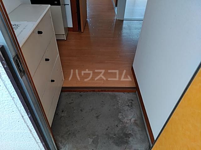 津久井ミネルバ館 201号室の玄関
