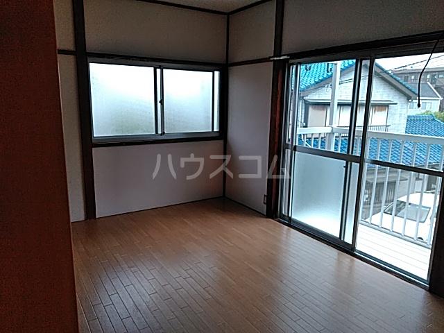津久井ミネルバ館 201号室のベッドルーム