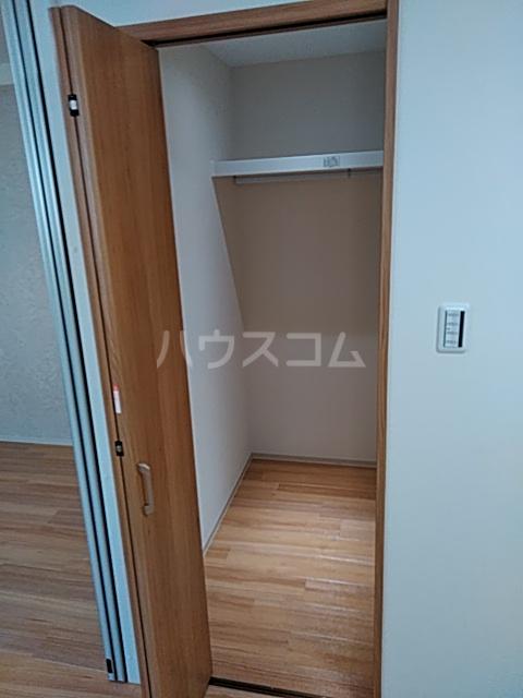 ソウジュ古曽部 101号室の収納