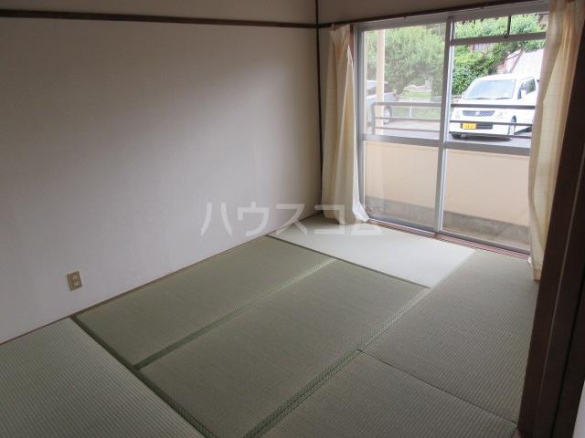 備前堀フラット 105号室の居室