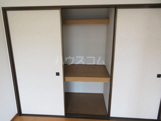 マンハイム笹野E棟 A102号室の収納