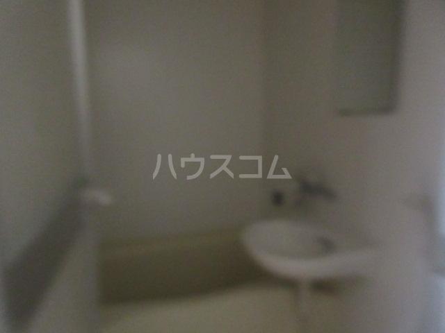 ギャラクシーの洗面所