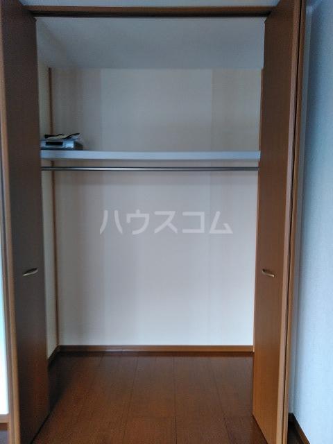 リジェール東山崎 A棟 202号室の収納