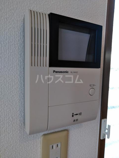 リジェール東山崎 A棟 202号室のセキュリティ