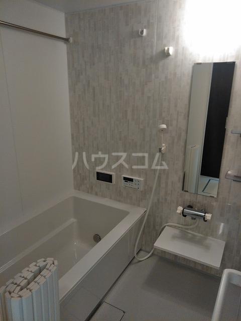 プランドール 106号室の風呂