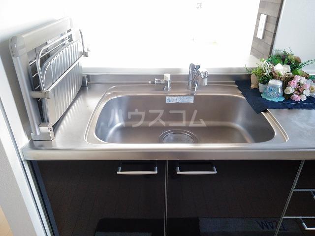 プランドール A棟 A202号室のキッチン