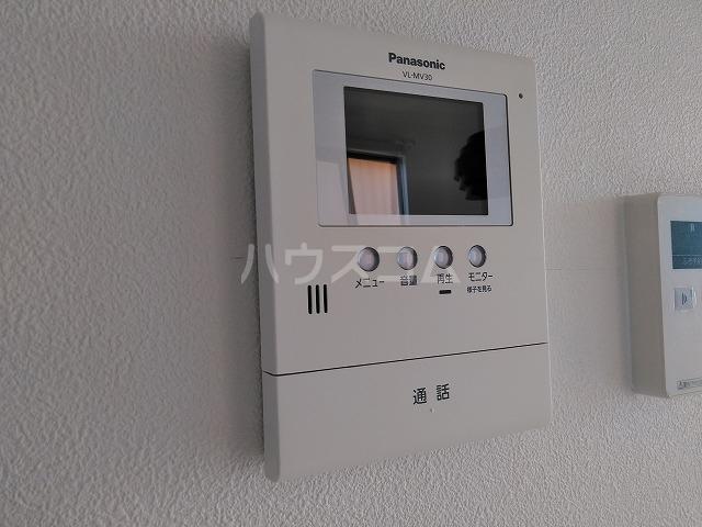 プランドール A棟 A202号室のセキュリティ