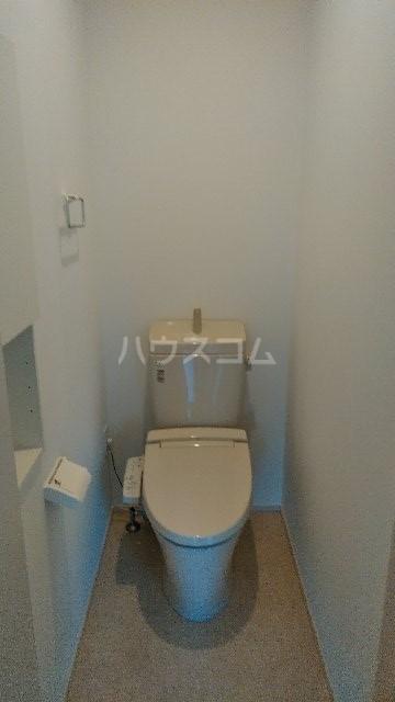 三室大古里緑地台住宅 F棟のトイレ