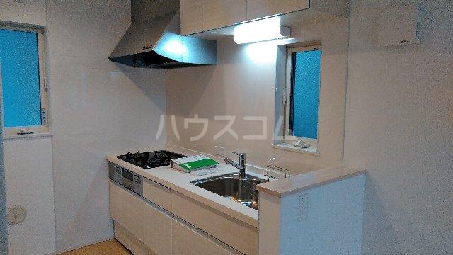 三室大古里緑地台住宅 F棟のキッチン
